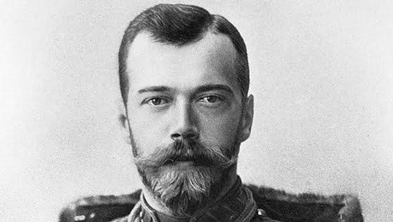 La barbe Nicolas II