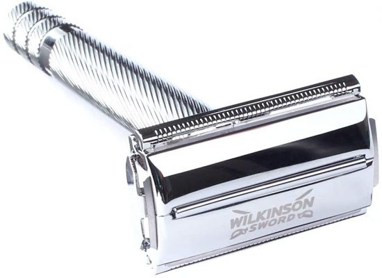 Le rasoir de sureté Wilkinson