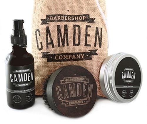 kit pour barbe Camden Barbershop Company