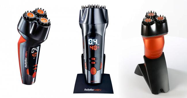 tondeuse barbe BABYLISS SH510E