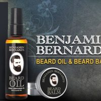 Test et avis - L'huile à barbe Benjamin Bernard