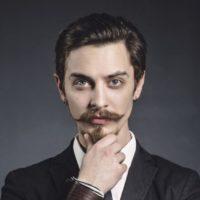 entretenir une moustache
