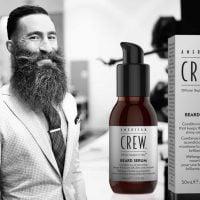 L'huile de barbe American Crew