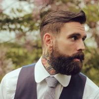 La barbe hipster , explication de la barbe à la mode