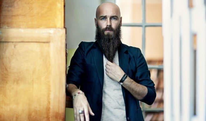 La barbe longue