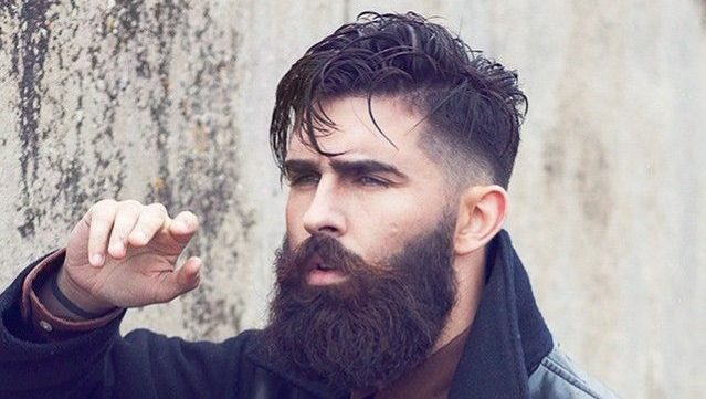 la barbe hipster