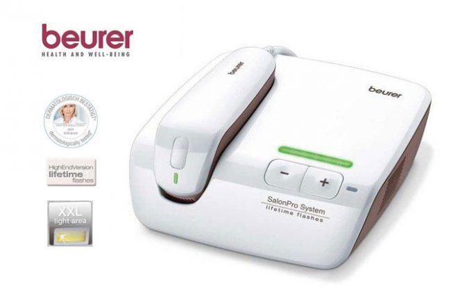 Beurer IPL 10000 + Salon Pro System